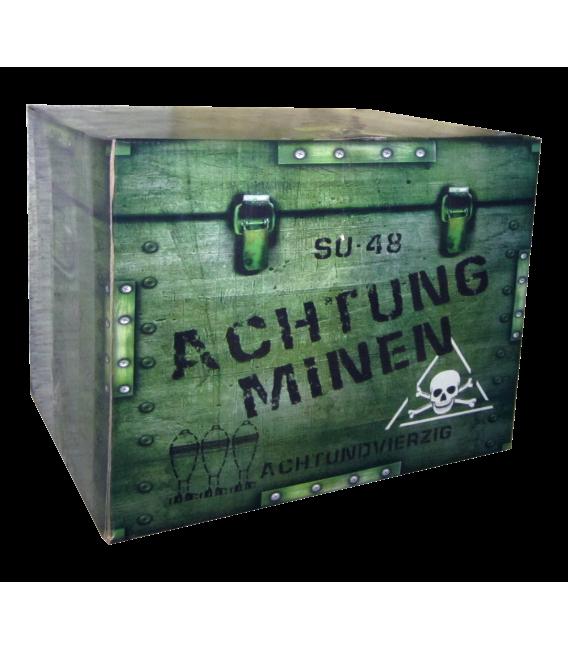 Салют Achtung minen SU-48